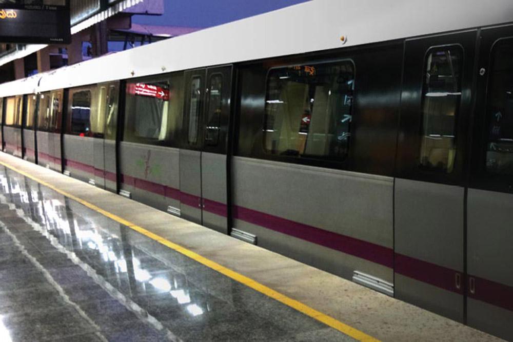 Bengaluru Metro, India