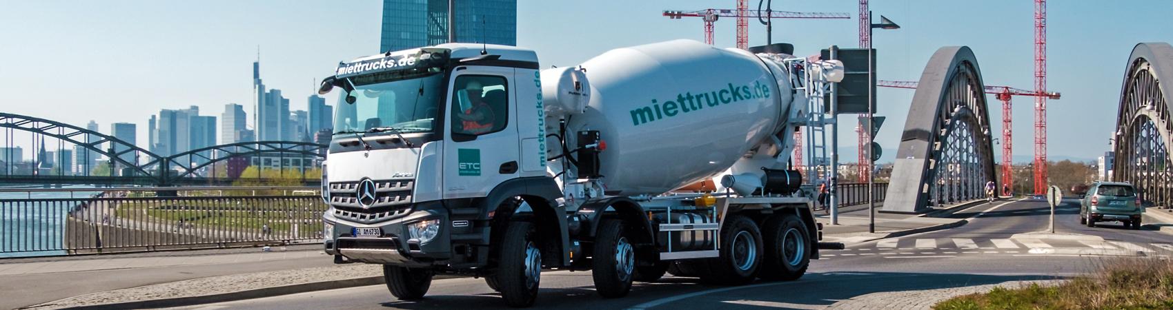 Putzmeister Truck Mixer
